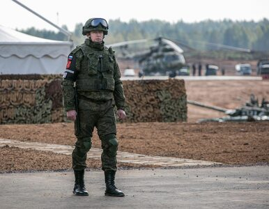 Rosyjscy żołnierze zostali na Białorusi po manewrach Zapad'17? Moskwa...