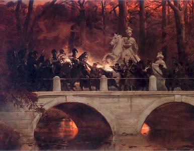 190 lat temu wybuchło powstanie listopadowe. Zryw przeciw Rosji...