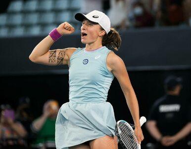 Iga Świątek wygrała turniej WTA w Adelajdzie. Przez całą imprezę nie...