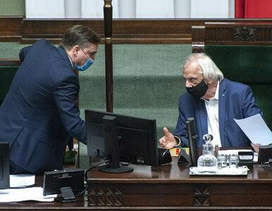 Ziobro o krytyce ze strony Terleckiego: Marszałek jest znany z pewnego...