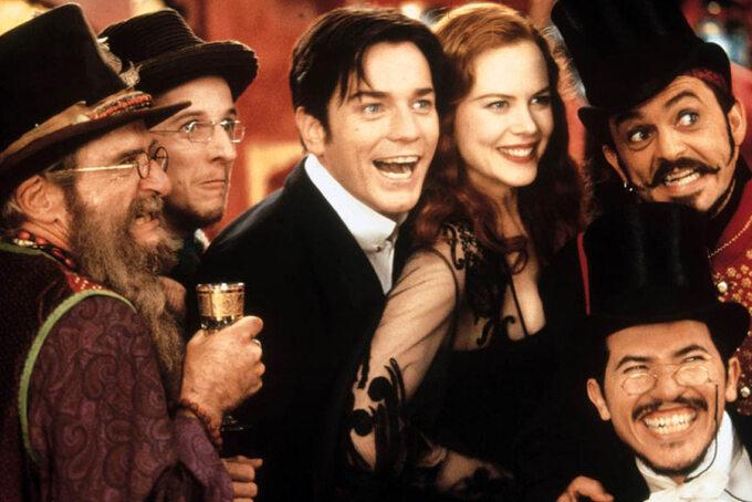 """Kadr zfilmu """"Moulin Rouge!"""" (2015)"""