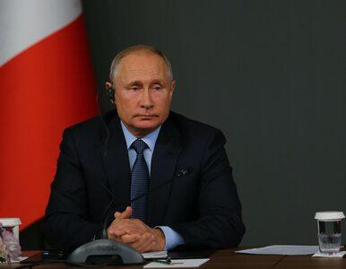 Po co Putinowi nowa przepychanka morska koło Krymu?