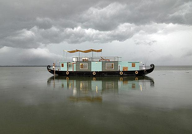 Łódź w Alapuzzha, Indie, od 775$/noc