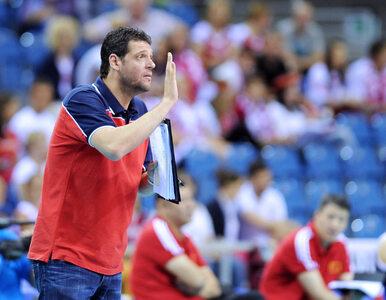 Trener Bułgarów odmówił Polsatowi wywiadu, bo stacja zakodowała mistrzostwa