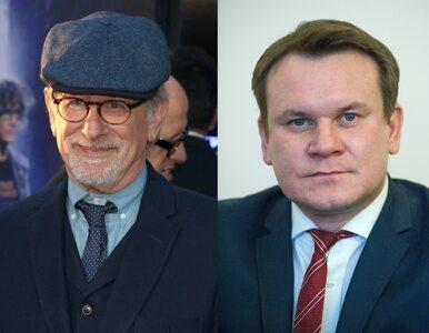 """Tarczyński odpowiada Spielbergowi. """"Niech wyjdzie ze świata filmu i fikcji"""""""