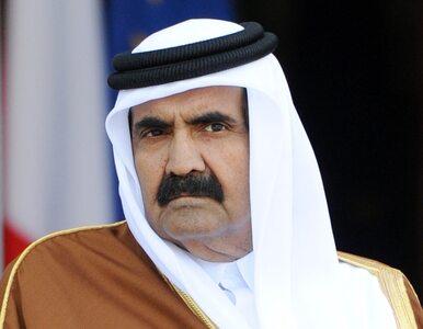 Emir Kataru zrzekł się władzy