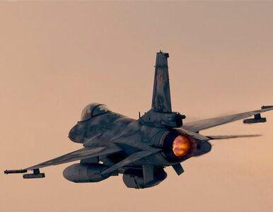 """Pociski do polskich F-16. """"To sukces dyplomatyczny"""""""