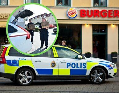 Więźniowie w Szwecji mają zakładników. Zażądali pizzy z kebabem