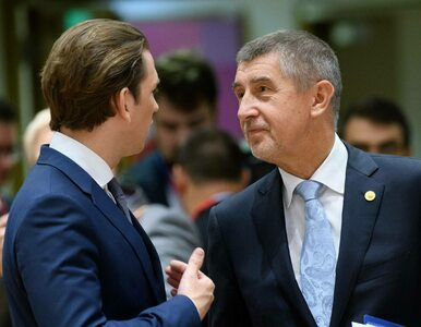 """""""Afgańczykom pomagać w ich kraju"""". Przywódcy Austrii, Czech i Słowacji..."""