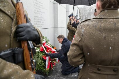 Prezydent w Narodowym Dniu Pamięci Żołnierzy Wyklętych
