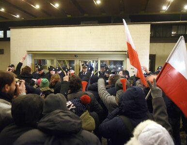 Obywatele RP uniewinnieni za grudniowe protesty przed Sejmem