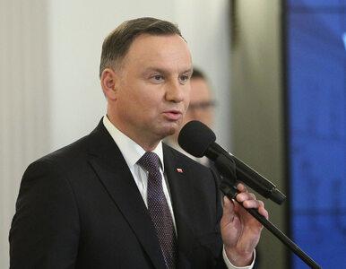 """Rosyjski senator atakuje Andrzeja Dudę. """"Polska staje w jednym szeregu z..."""