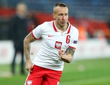 Kolejny reprezentant nie pojedzie na Euro 2020. Jacek Góralski zerwał...