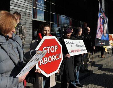 Działaczka fundacji udaremniła dokonanie aborcji. Jest obiektem hejtu