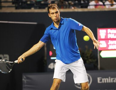Ranking ATP: Janowicz coraz niżej. Potężny spadek