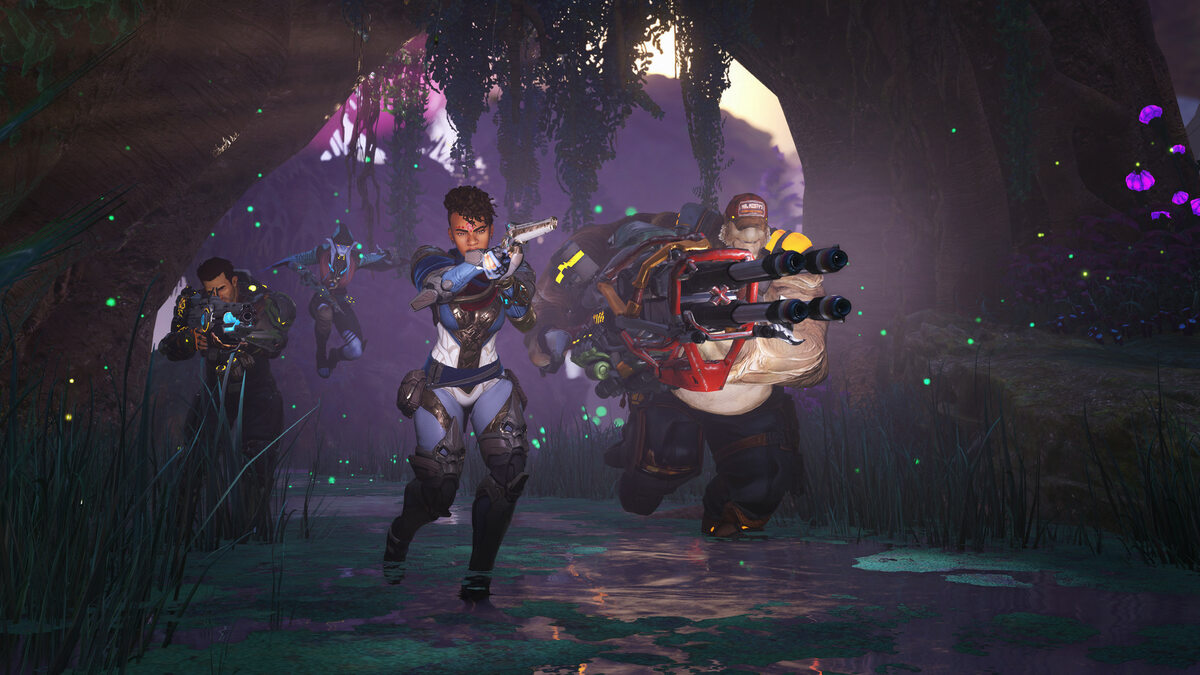 Screen z gry Crucible