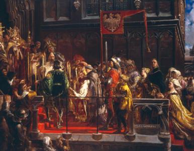 Pierwszy syn Jagiełły urodził się, gdy król miał 70 lat. Przeszedł do...