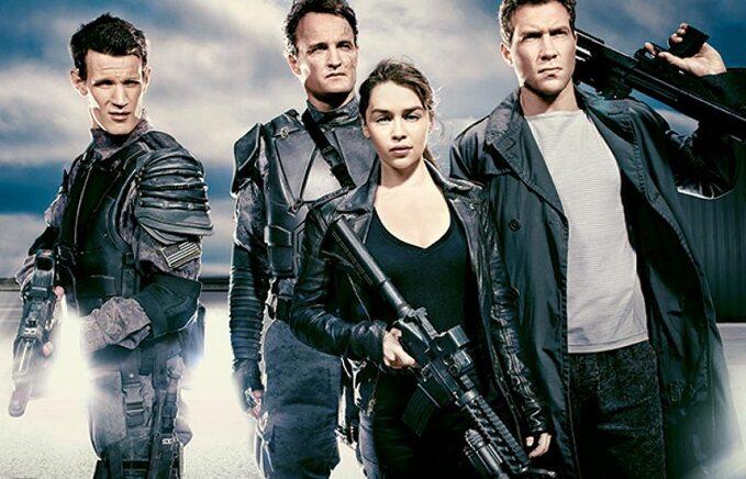 Terminator: Genisys -bohaterowie