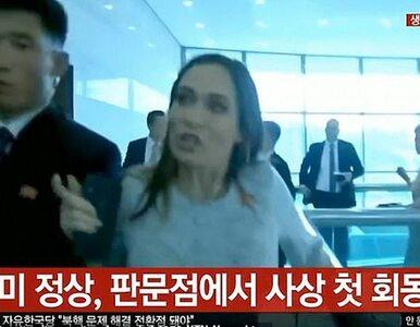 Za kulisami spotkania Trump – Kim Dzong Un było ostro. Rzecznik Białego...