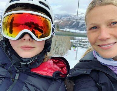 """Publiczna sprzeczka Gwyneth Paltrow z córką o zdjęcie. """"Miałaś nie..."""