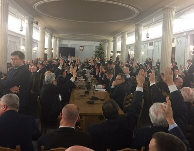 Są opinie prawne na temat posiedzenia w Sali Kolumnowej