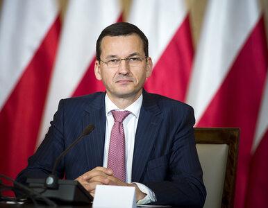 """Kraje Grupy Wyszehradzkiej podpiszą """"Deklarację Warszawską"""". Morawiecki:..."""