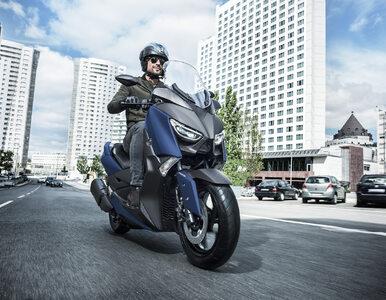 Yamaha XMAX 400 - Sportowy styl