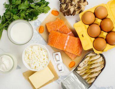 7 zdrowych produktów bogatych w witaminę D