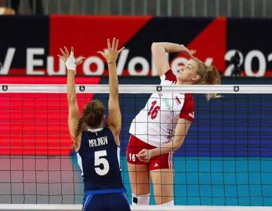Polskie siatkarki bez medalu mistrzostw Europy. Biało-czerwone przegrały...