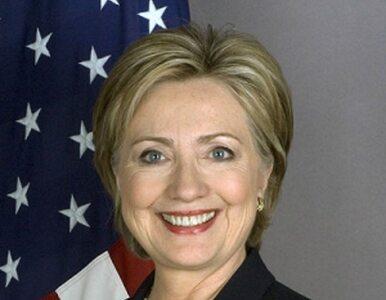 Nie samolotem, a furgonetką. Clinton rozpoczyna drogę do władzy
