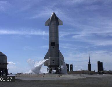 Starship znów wystartuje. SpaceX przeprowadzi dziś test rakiety, która...
