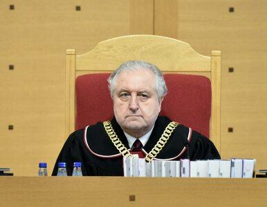 Karczewski: Prezes Rzepliński stał się czołowym politykiem opozycji