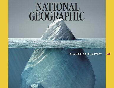 National Geographic szokuje nową okładką. Na kolejnych stronach jest...
