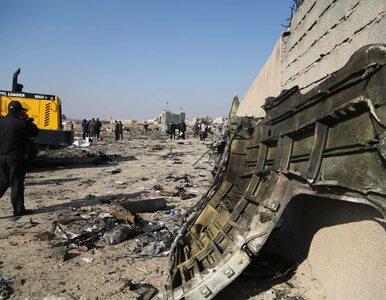 Bild: Ukraiński samolot mógł zostać zestrzelony w Teheranie