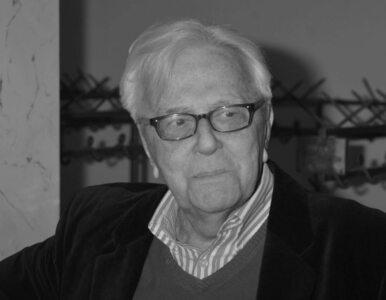 Żona Andrzeja Łapickiego: mąż nie czuł się osamotniony