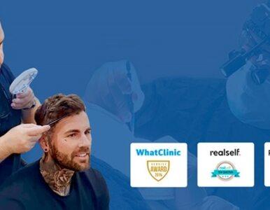 Ponownie pełne i gęste włosy dzięki przeszczepowi w Stambule