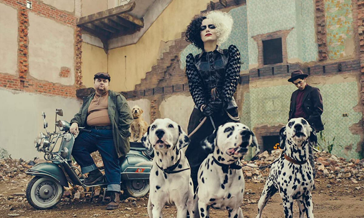 """Kadr z filmu """"Cruella"""""""