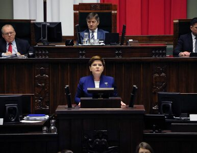Beata Szydło ostro do opozycji w związku z komunikatem KE: Zawsze...