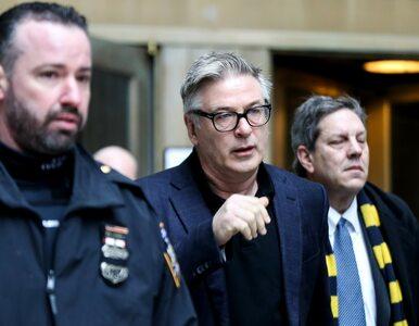 Alec Baldwin przyznał się do napaści na Polaka. Został ukarany przez sąd