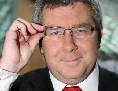Czarnecki: Niemcy się cieszą, że Komorowski jest skłonny do ustępstw