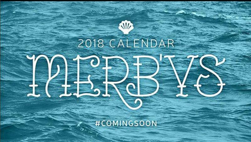 Kalendarz Merb'ys 2018