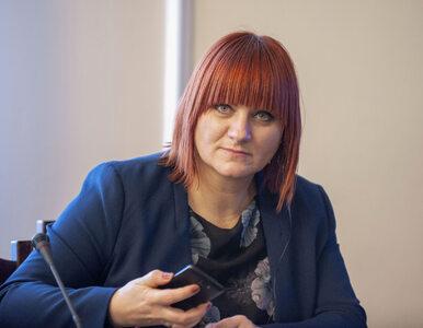 Justyna Socha wykorzystała wizerunek zmarłego do promowania zbiórki...