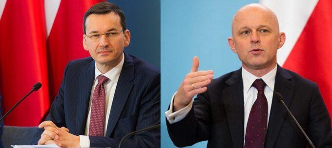 Morawiecki vs Szałamacha