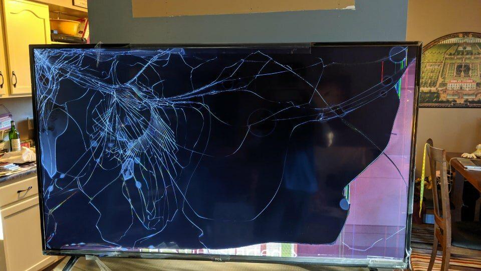 Radość z pierwszego telewizora 4K nie trwała długo