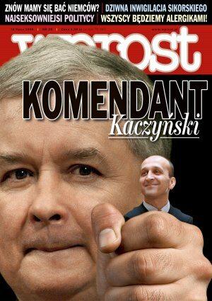 Okładka tygodnika Wprost nr 28/2006 (1231)