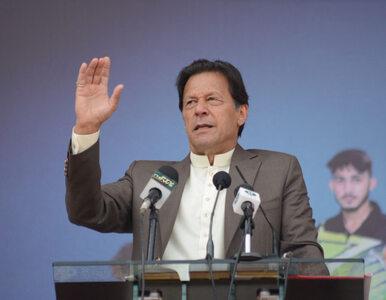 Premier Pakistanu o rosnącej liczbie gwałtów: Kobiety kuszą, a nie każdy...