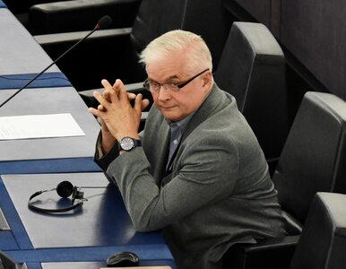 Cimoszewicz: Ze zdradzieckimi mordami Kaczyński nie będzie robił  interesów
