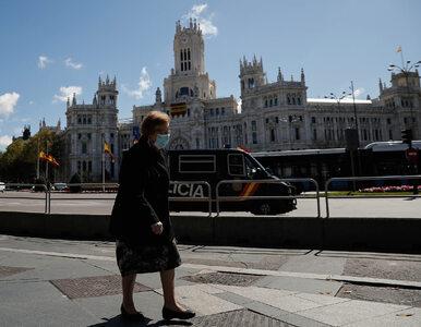 Kolejne 500 zgonów w Hiszpanii z powodu koronawirusa. Pojawia się jednak...