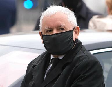 Jarosław Kaczyński na kwarantannie. Jest potwierdzenie