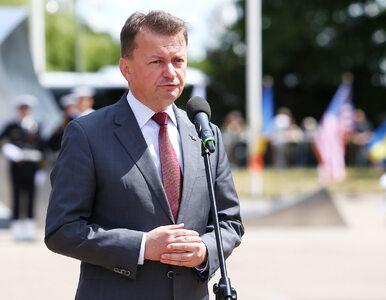 Błaszczak o Marszu Równości w Poznaniu: To parada sodomitów